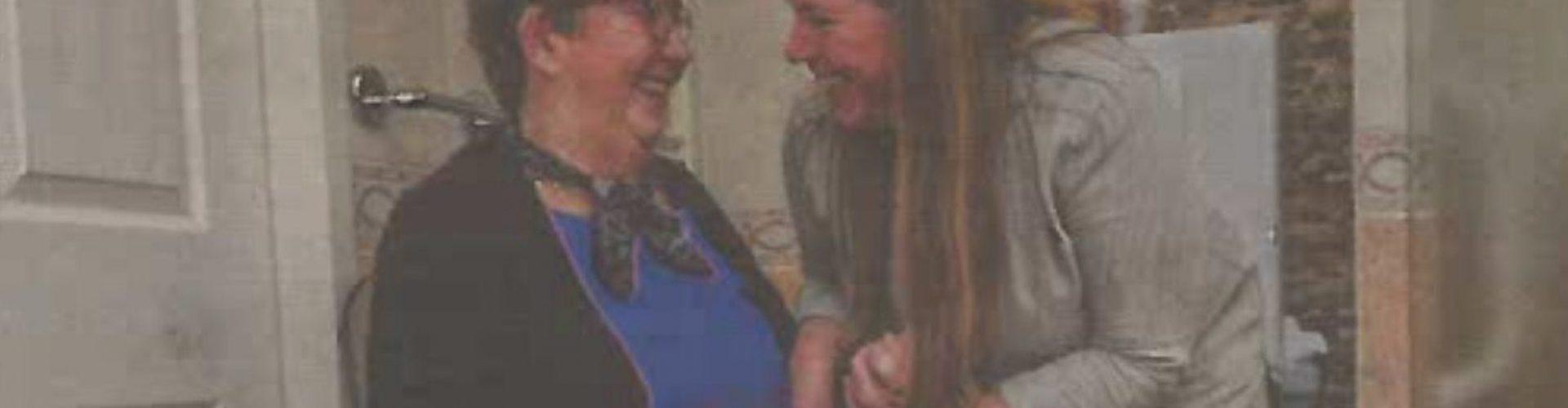 Thuiszorg: Met een beetje hulp langer zelfstandig